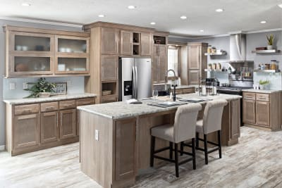 The Ultimate Kitchen Three Has Arrived Champion Homes
