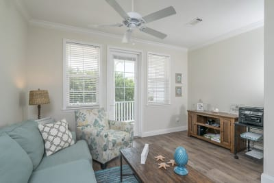 Multi-family, Tarpon Harbour, living room