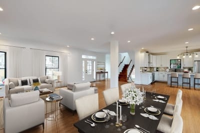 Great Room / Dining Room