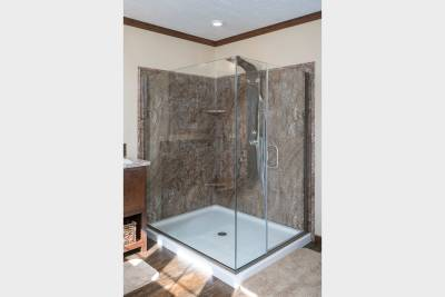 Radiant Spa Bath, shower