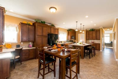 dining and kitchen 1