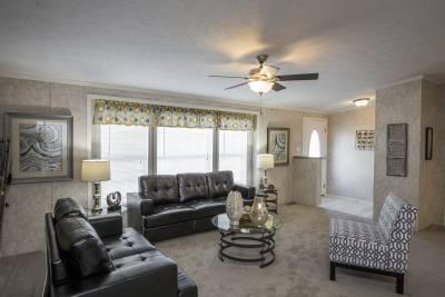 The Newton 702B living room