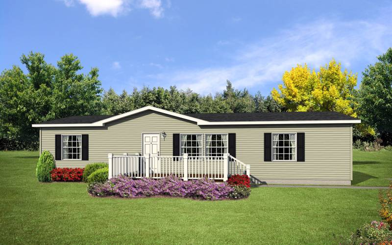 Champion Auto Owensboro >> Ridgecrest LE 2808 - Champion Homes | Champion Homes - Tennessee
