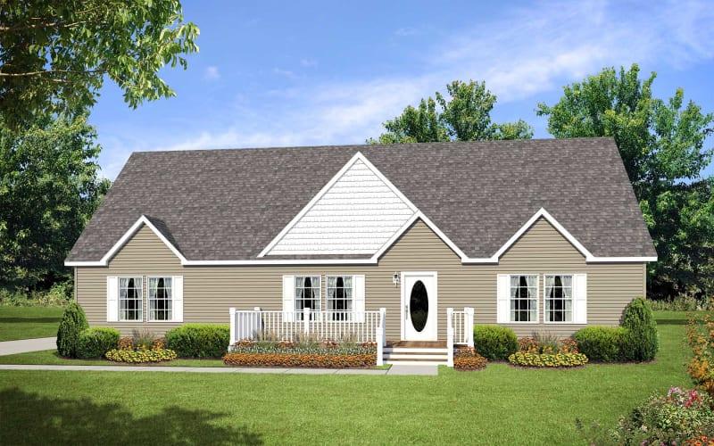 Impressions e96078 atlantic homes champion homes for Impressions home designs