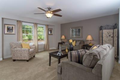 New Era Chataqua living room