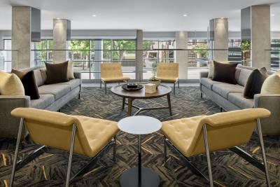 AC Hotel Louisville lobby