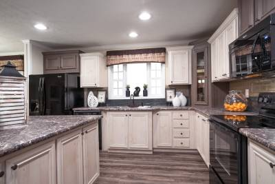 Champion Homes, Dresden TN, kitchen