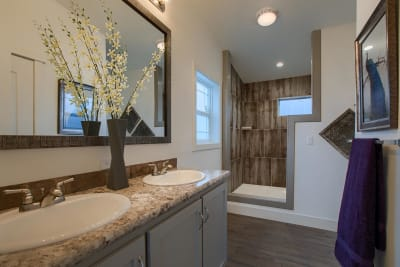 Central Great Plains 964 master bath