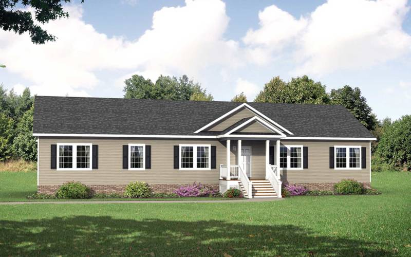 Parents Retreat 3276-07 - Champion Homes | Champion Homes