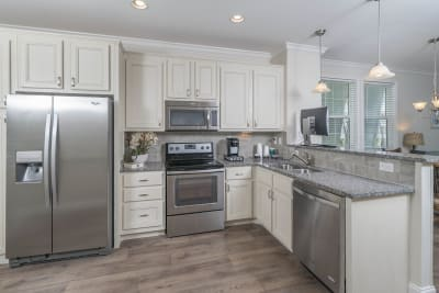 Multi-family, Tarpon Harbour, kitchen