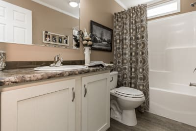 The Brady 760 bathroom