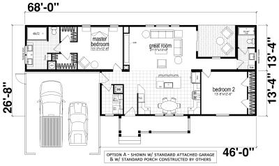 Genesis Homes - Model 3 Option A