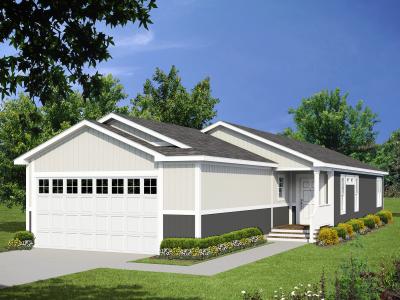 Genesis Homes - Model 6 Better Exterior