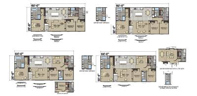 Champion Homes, Customer Design Collection, flexible floor plans