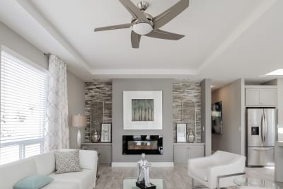 Silvercrest Kingsbrook tray ceiling