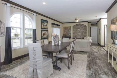 champion Homes, North Carolina,South Carolina, Virginia, manufactured, modular homes, dining rooms
