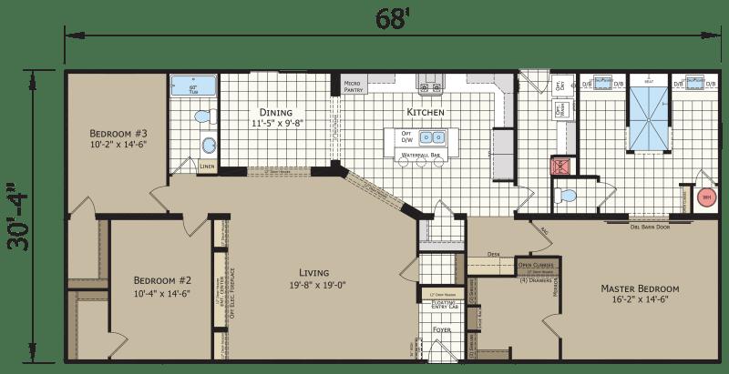 somerset-3268-04-standard Somerset Floor Plan Clic Homes on