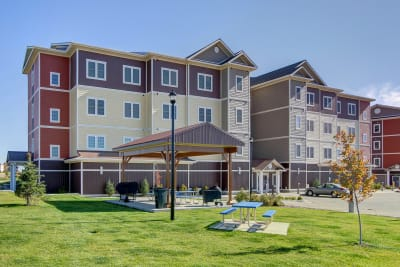 Champion Modular, multi-family, Halliburton Apartments