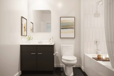 The Corner bathroom