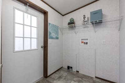The Taylor 701A utility room