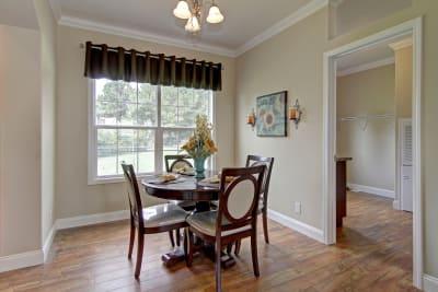Harnett dining room