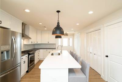 Excel Homes kitchen