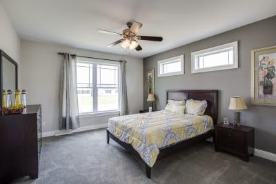 Lewisburg master bedroom