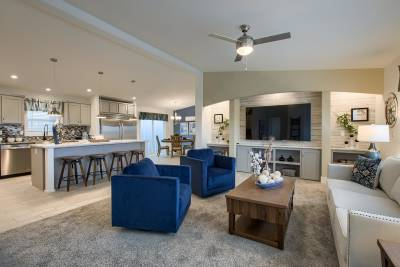 Champion Homes, York NE, Living Room