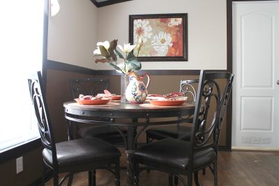 Bailey by Titan Factory Direct dining room