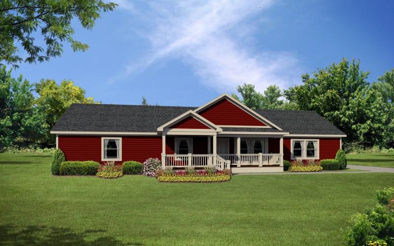 Prairie-View-2876-2 Modular Home