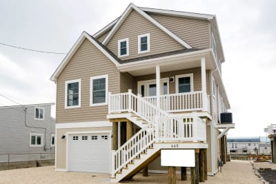 Excel Homes, Boardwalk, front exterior