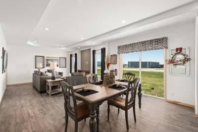 Champion Homes, York NE,  Dining Rooms