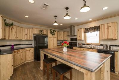 Brazos XL kitchen