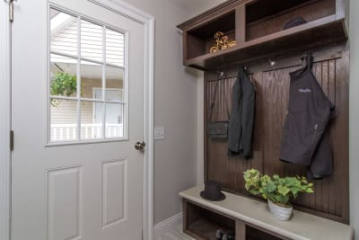 New Era Chataqua mudroom