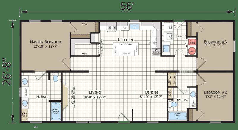 Essentials A-25615 Standard