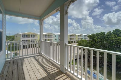 Multi-family, Tarpon Harbour, porch