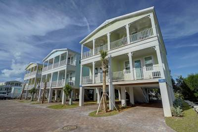 Multi-family, Tarpon Harbour, exterior
