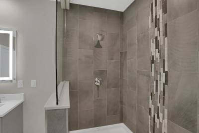 Master Bath Shower 1
