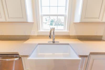 Excel Homes, Crestwood 3A, kitchen sink