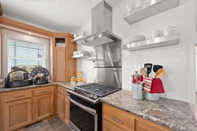 Ultimate Kitchen Three