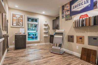 All American Homes design center
