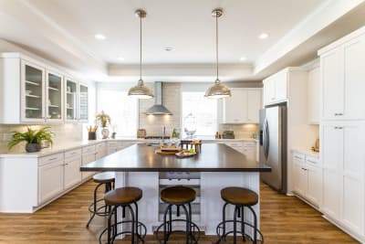 The Kingsbrook kitchen