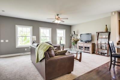 New Era Charleston living room