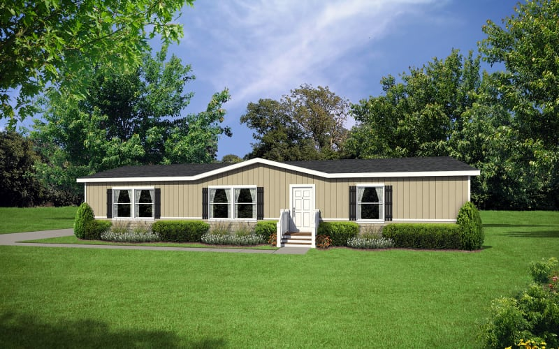 Creekside Manor 4603B Elevation