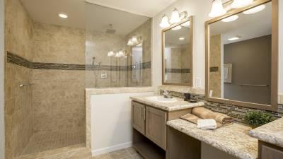 New Image, Bathrooms