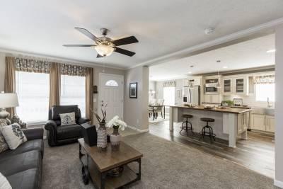 The Brady 760 living room
