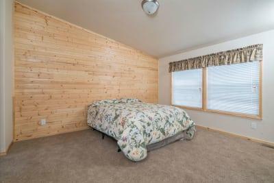American Freedom 3263 master bedroom