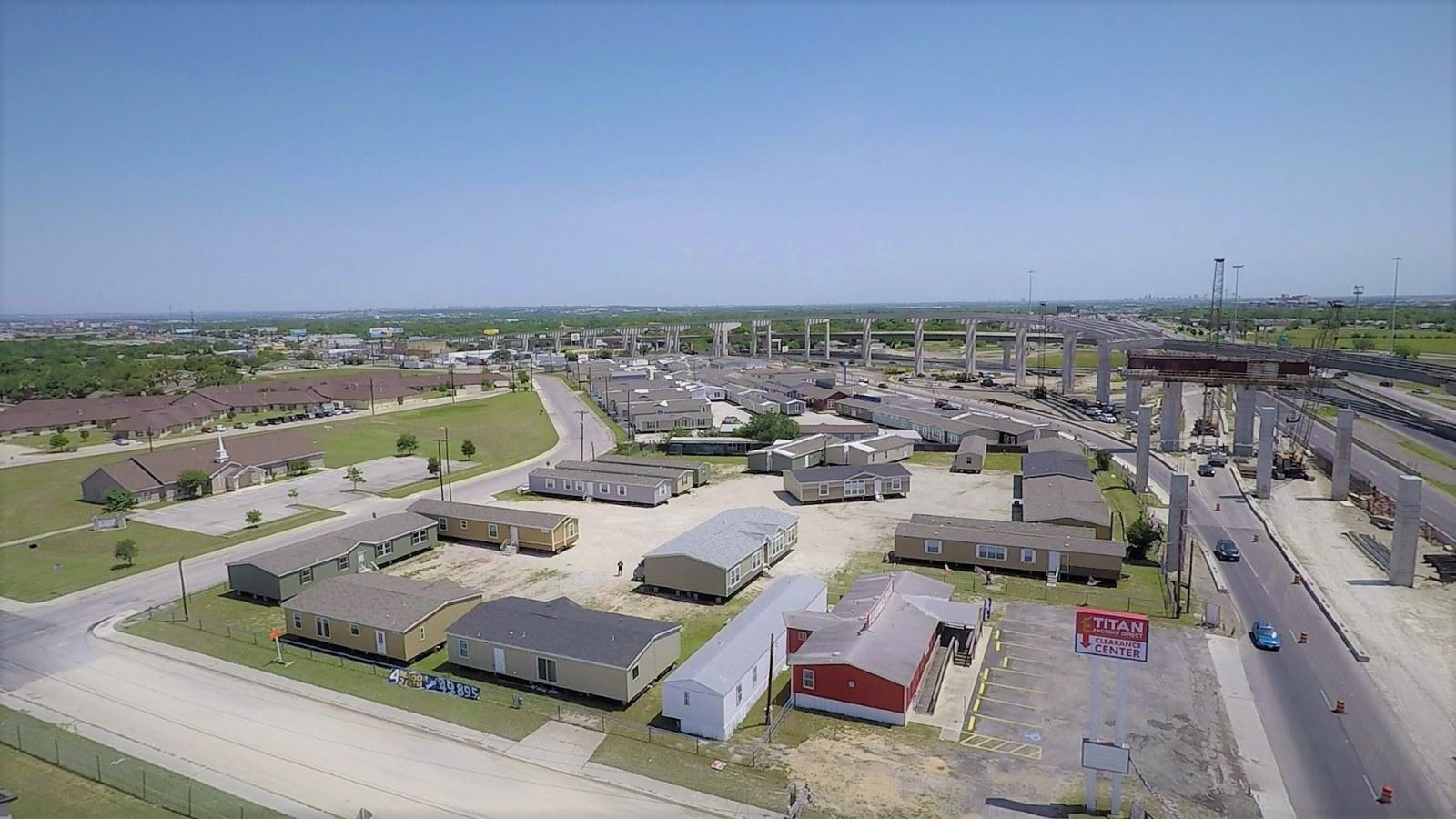 Manufactured home retailer - Clearance Center - San Antonio