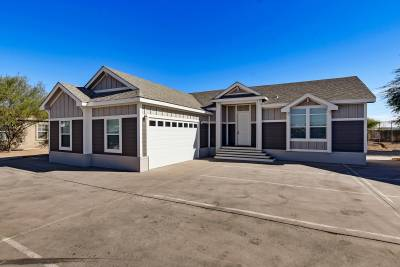 Genesis Homes - Model 11 exterior