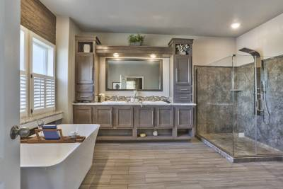 Champion Homes, Chandler, Arizona, Radiant Spa Bath
